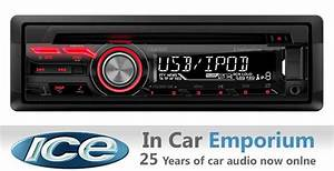 Vw Beetle Car Stereo Radio  Clarion Cd Player Play Usb