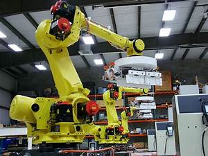 Large Industrial Robots