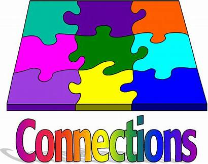 Connections Clipart Connection Activities Clip Making Odyssey