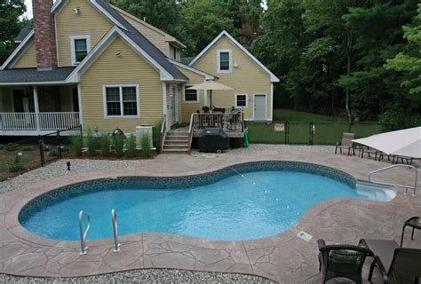 vinyl liner pools mountain pond bluewater swimming pools