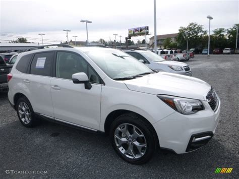 subaru white 2017 2017 subaru forester touring white best new cars for 2018
