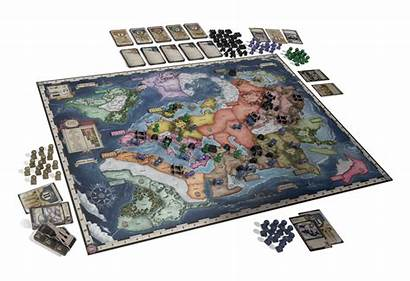 Board History Games Edition Lands Announces Rules