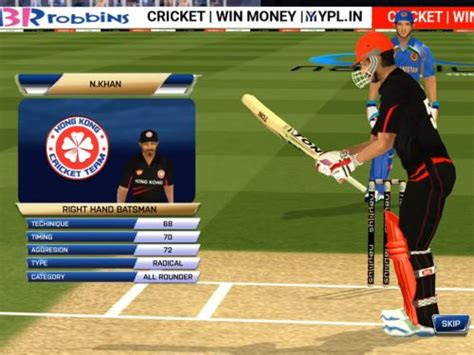 real cricket 18 level up