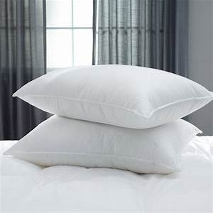 downlite hotel primaloft luxury down alternative pillow With best down alternative pillows