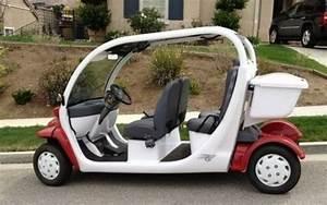 1999 2000 2001 Gem Global Electric Motorcars Service