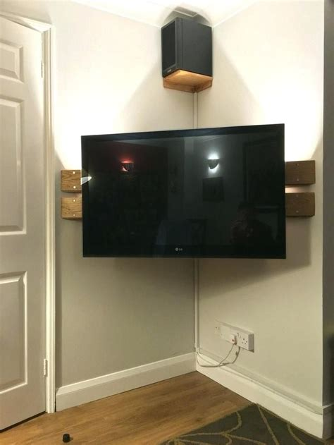 tv wall mount ideas  living room momo zain