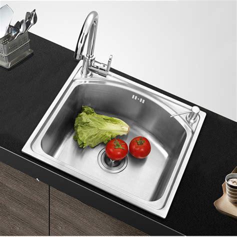 kitchen wash sink sink kitchen vegetable washing basin pots single bowl 8285