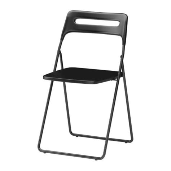 ikea chaises pliantes nisse chaise pliante ikea