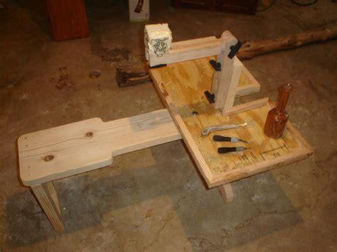 Diy Wood Carving Bench Wooden Pdf Woodworking Plans Kids