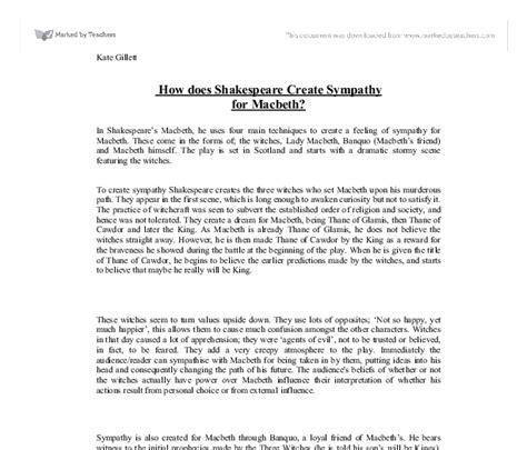 Macbeth Essay Assignments by Macbeth Essay 24 7 College Homework Help