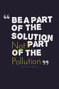 Quotes about Li... Beach Pollution Quotes