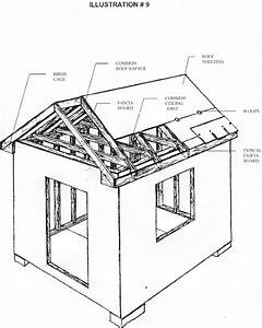 Project Imi  Shed Roof Framing Diagrams