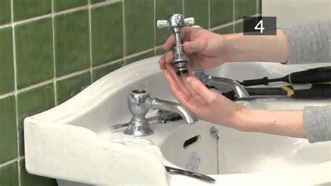 fix  dripping tap bib  pillar youtube