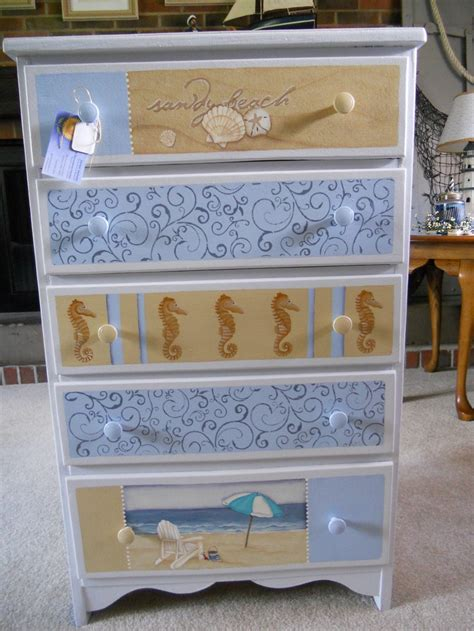 17 Best Images About Sea Themed Furniture On Pinterest