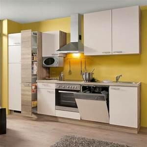 Küchenzeile Mit Aufbau : k chenzeile im landhausstil mit elektroger ten 310 cm ~ Eleganceandgraceweddings.com Haus und Dekorationen