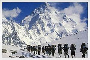 K2 BASE CAMP TREK | mountain climbing | Pinterest
