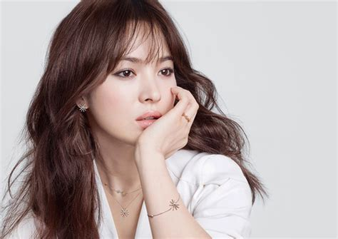 song hye kyo talks   marriage plans   life