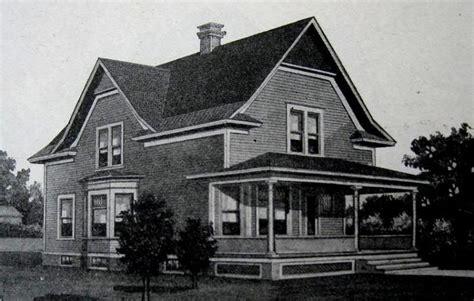 original image   early  montgomery ward catalog bungalow exterior craftsman style