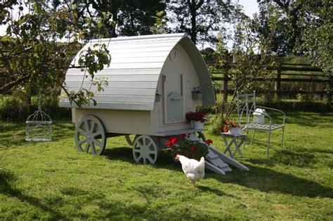 chicken coop painted   green normandy grey