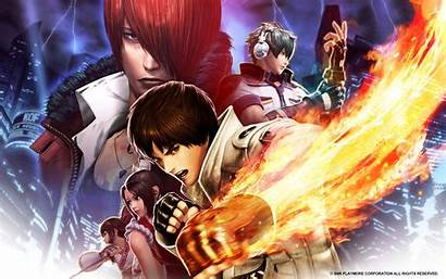 Kof Xiv Wallpapers King Fighters Official Illustrations
