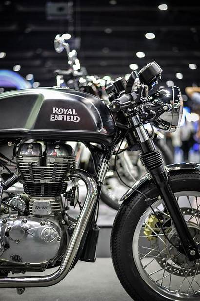 Enfield Gt Continental Royal Wallpapers 650 Cafe