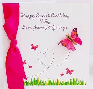 flutterby fancies butterfly birthday card by the luxe co ...