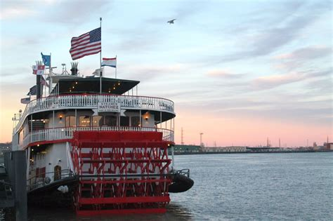 Steamboat Natchez by New Orleans Steamboat Natchez A Magical On The