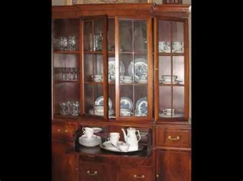 China Cabinets   China Cabinets Wth Glass Doors   YouTube