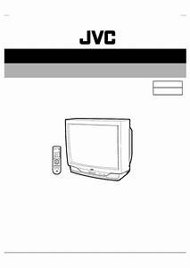Schematic Diagram Manual Jvc Av 27220 Color Tv