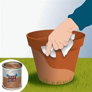 Pot En Terre Cuite émaillée : entretenir des pots en terre cuite jardinage ~ Dailycaller-alerts.com Idées de Décoration