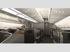 Scandanavian Airlines SAS New Business Class One Mile at