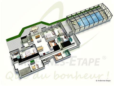 cuisine sims 3 villa de luxe avec piscine wellness et vue panoramique à