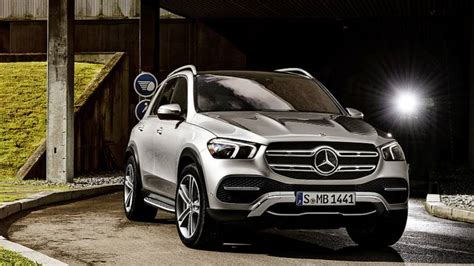 2020 Mercedes Gle Shows Off Revamped Design In Official Videos