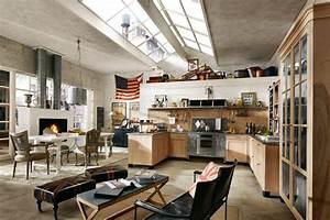 Küchen Vintage Style : vintage k chen aus vollholz edle ~ Sanjose-hotels-ca.com Haus und Dekorationen