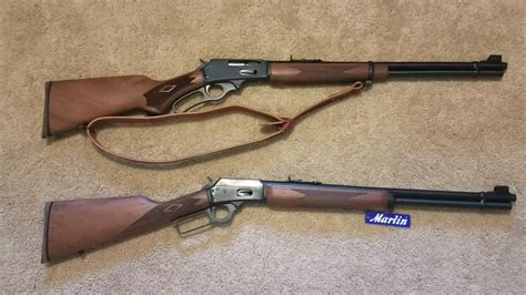 New Marlin 1894 .44 Magnum Lever Action Rifle Overview And