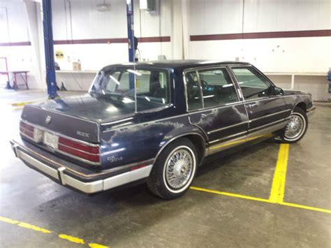 1988 Buick Park Avenue by 1988 Buick Electra Park Avenue Sedan 4 Door 3 8l