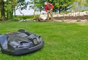 Robot Tondeuse Grande Surface : les avantages du robot tondeuse ~ Dode.kayakingforconservation.com Idées de Décoration