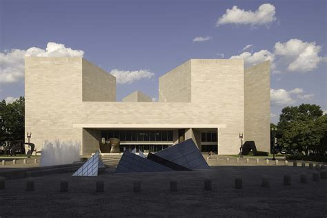 The National Gallery of Art Unveils East Building ...