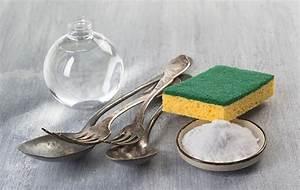 Silber Putzen Mit Natron : silber mit salz sauber machen silber reinigen ~ Watch28wear.com Haus und Dekorationen