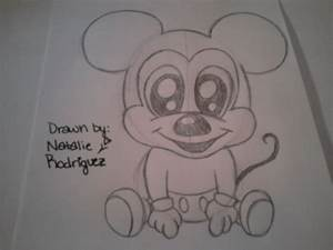 Chibi Mickey Mouse by Luv2Draw12 on DeviantArt