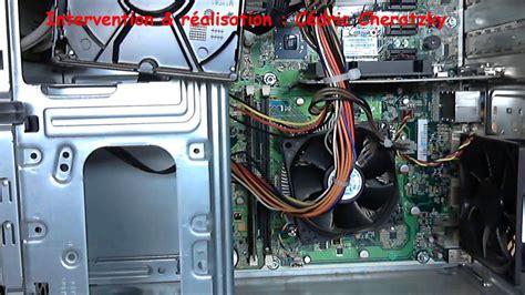 changer un disque dur dans un hp pavillion s 233 rie p6