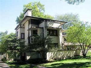 Frank Lloyd Wright Gebäude : william e martin house inspiration architektur pinterest architektur ~ Buech-reservation.com Haus und Dekorationen