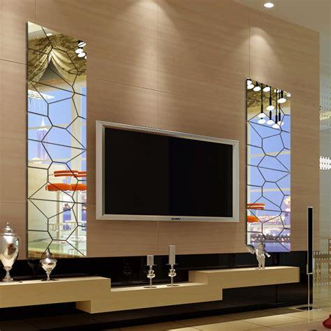 sets diy  acrylic modern mirror    pm