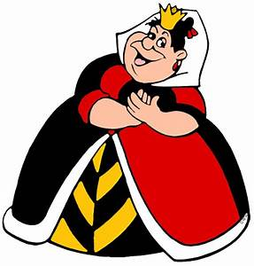 King and Queen of Hearts Clip Art | Disney Clip Art Galore