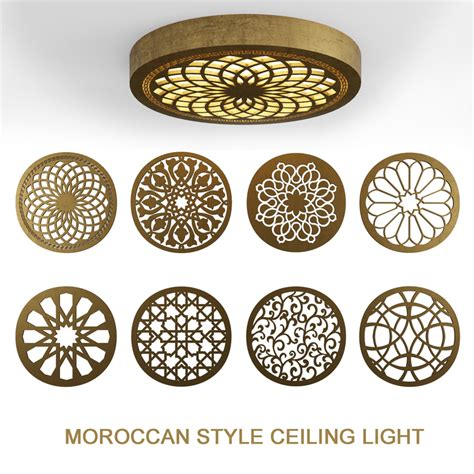 moroccan style ceiling light max