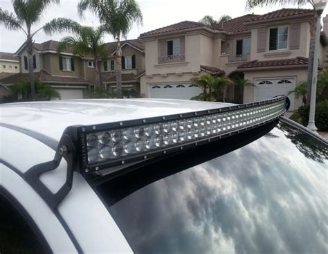 best lift and led light bar tacoma world