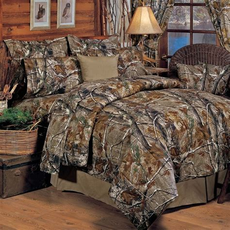 bedding sheet realtree all purpose camo camouflage