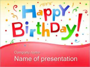 Happy Birthday Banner Template Free