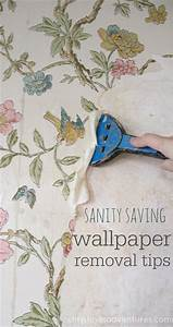 Tips for removing wallpaper from plaster walls (without ...