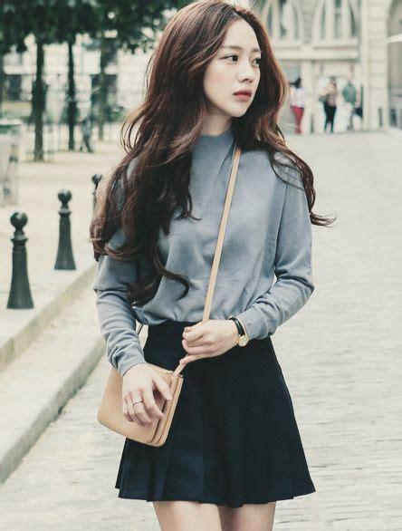 Street Style Korea Oasis Amor Fashion